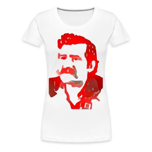 Solidarny - Koszulka damska Premium