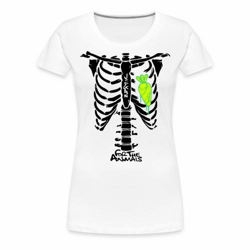 Cage Breaker - Frauen Premium T-Shirt