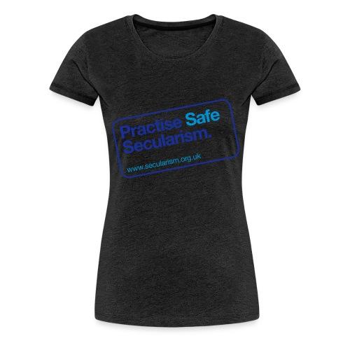 nssshirtpractisesafesecularism - Women's Premium T-Shirt