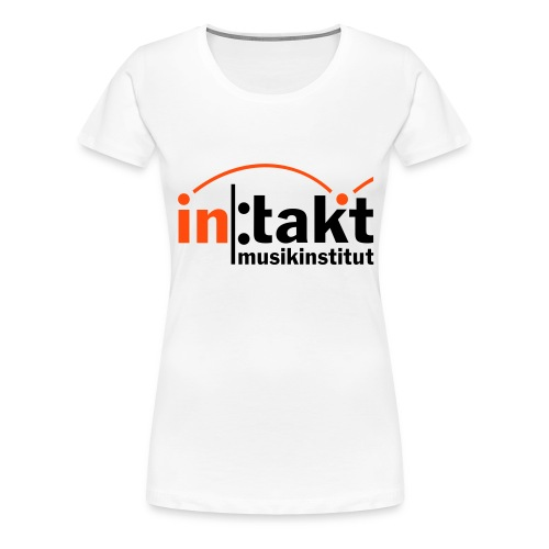 intakt Logo - Frauen Premium T-Shirt