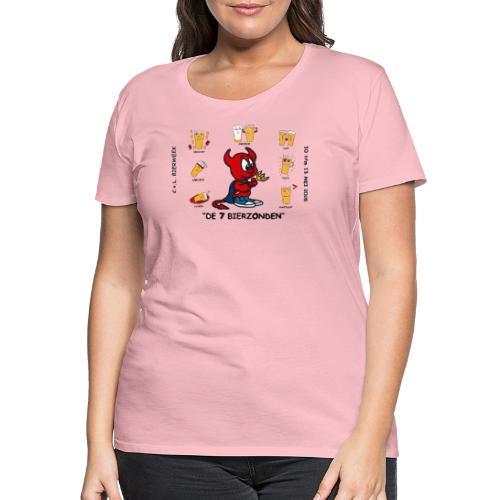 Bierweek 2005 - Vrouwen Premium T-shirt