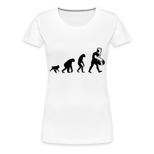 evodj_bethe1 - T-shirt Premium Femme
