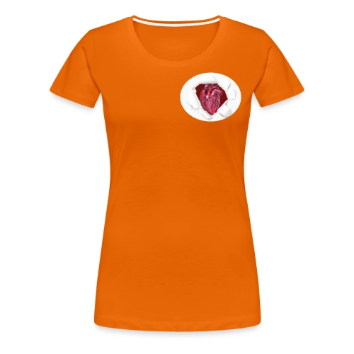 CUORE BATTICUORE - Maglietta Premium da donna