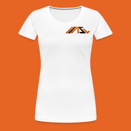 ASV New Look - Frauen Premium T-Shirt
