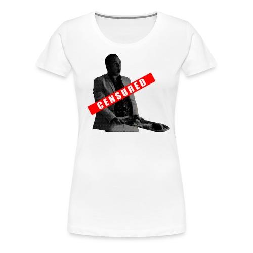 CENSURED - Maglietta Premium da donna
