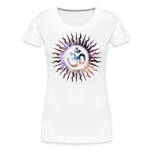 Om Mantra Symbol - Camiseta premium mujer