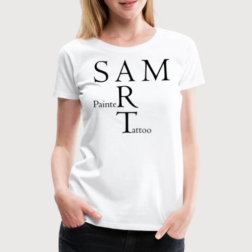 SAM4a - T-shirt Premium Femme
