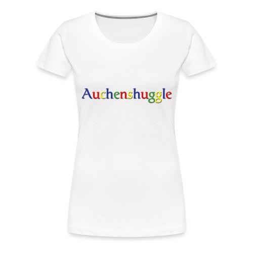 Auchenshuggle - Women's Premium T-Shirt