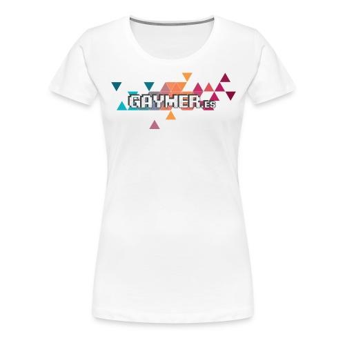 Logo Gaymer.es - Camiseta premium mujer
