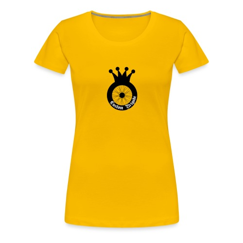 roue king - T-shirt Premium Femme