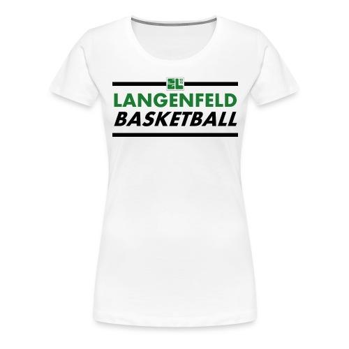 SGLTSHIRTLOGO2 png - Frauen Premium T-Shirt
