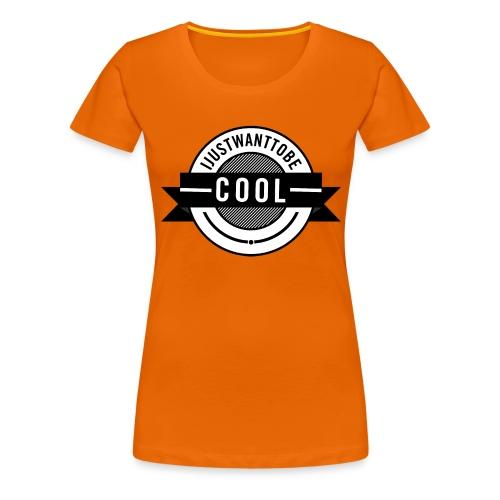 IJWTBClogga2 - Premium-T-shirt dam