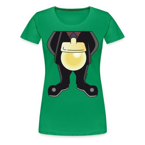 Hitman Reborn Cosplay - Women's Premium T-Shirt