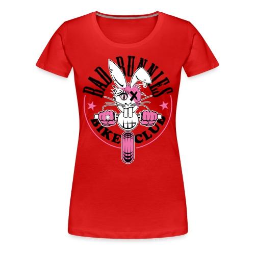 Kabes Bad Bunnies T-Shirt - Women's Premium T-Shirt