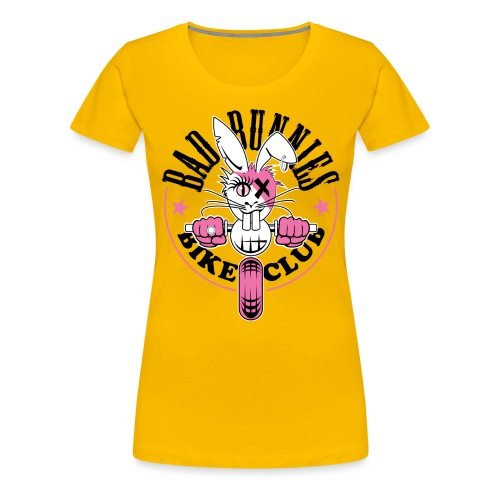 Kabes Bad Bunnies T-Shirt - Women's Premium T-Shirt