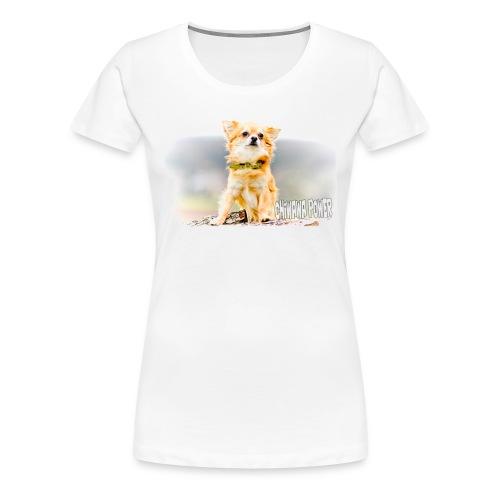 Chiwawa Power - Vrouwen Premium T-shirt