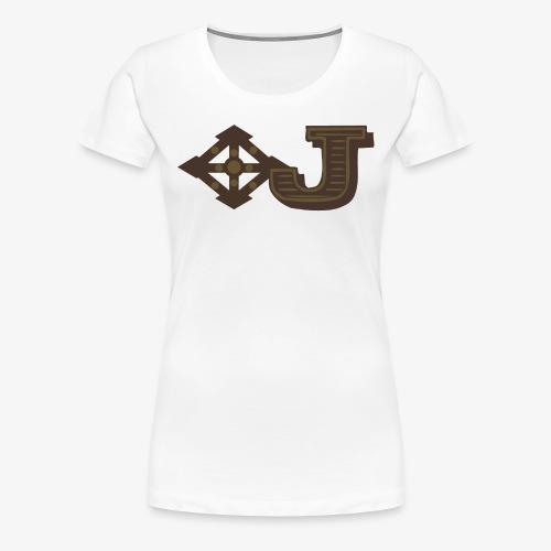 Jambo Airways Logo - Women's Premium T-Shirt
