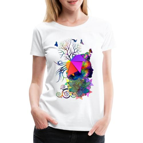 Lady Colors by T-shirt chic et choc - T-shirt Premium Femme
