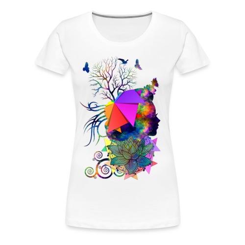Lady Colors by T-shirt chic et choc - T-shirt Premium Femme