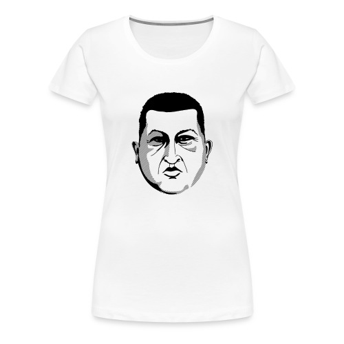 Hugo Chavez - Frauen Premium T-Shirt