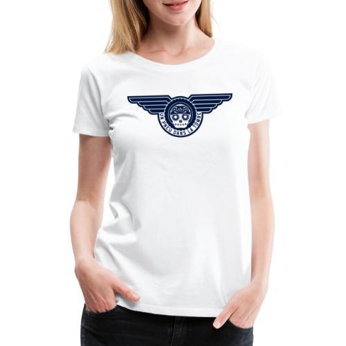 UN PNEU DANS LA TOMBE - T-shirt Premium Femme