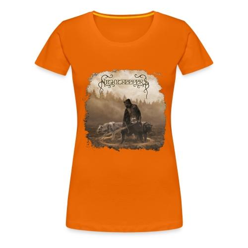 NC Alpha - Women's Premium T-Shirt