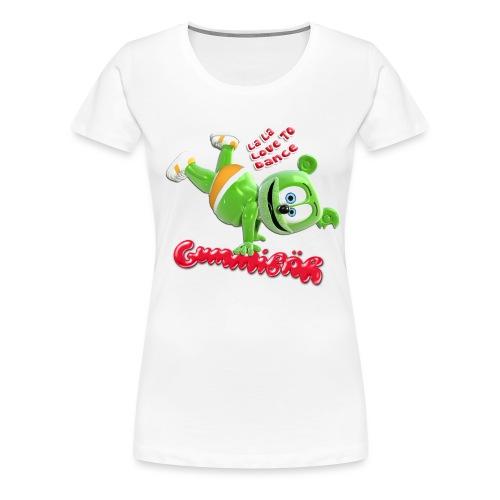 La La Love To Dance - Women's Premium T-Shirt