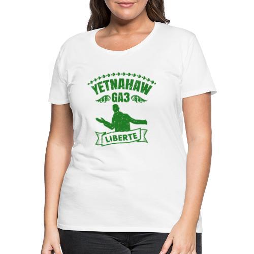 t shirt algerie - T-shirt Premium Femme