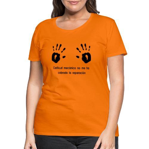 No me han cobrado - Camiseta premium mujer