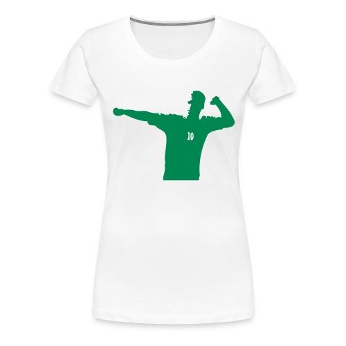 charlied - Premium-T-shirt dam