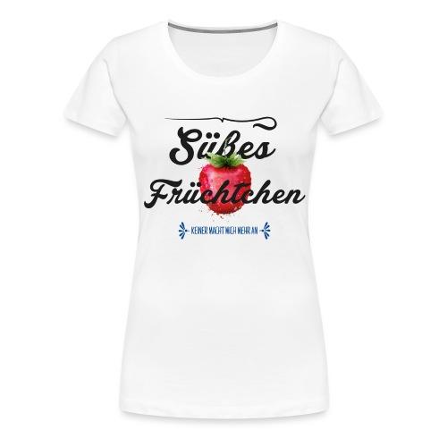 150723 rocketx ehrmann markenshop motive - Frauen Premium T-Shirt