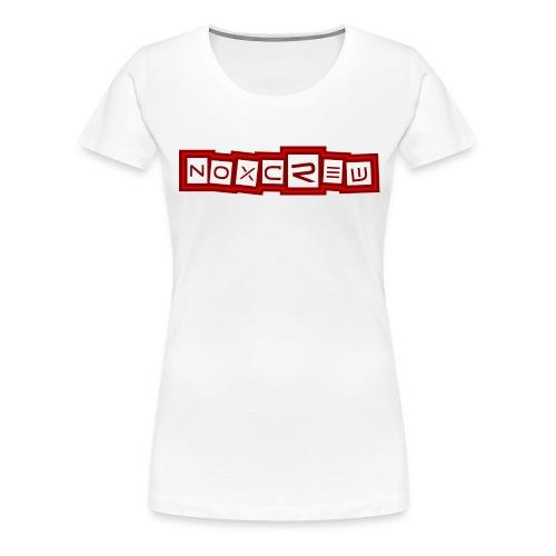 Noxcrew Logo - Women's Premium T-Shirt