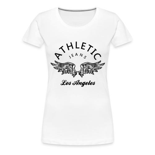 Athletic jeans los angeles - T-shirt Premium Femme