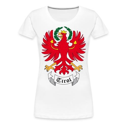 Tiroler Adler - Maglietta Premium da donna