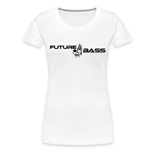 futuebass klein orig - Frauen Premium T-Shirt
