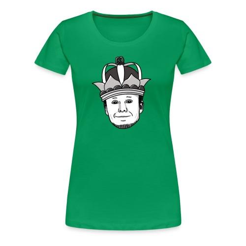 Meisterlehnsterr-Head - Women's Premium T-Shirt