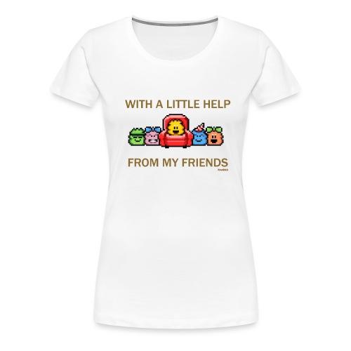 Friends - Frauen Premium T-Shirt