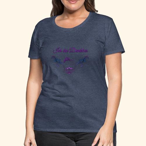 Ich bin Dankbar für... - Frauen Premium T-Shirt
