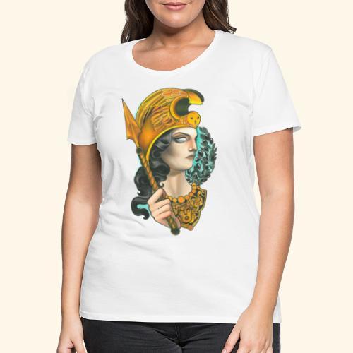 Atenea - Camiseta premium mujer