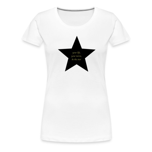 bethestar5 - Women's Premium T-Shirt