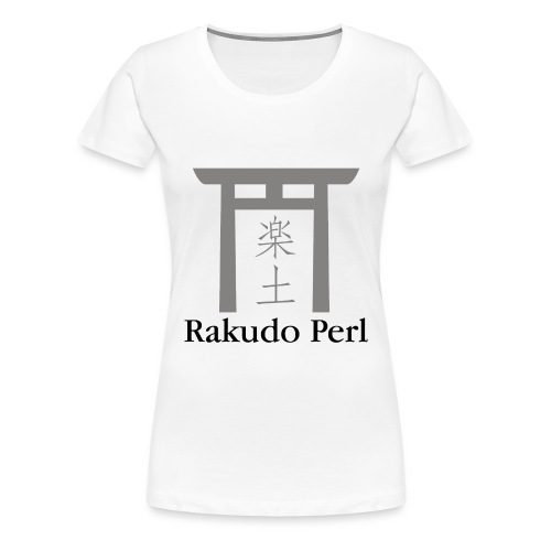 rakudobox3000 - Frauen Premium T-Shirt