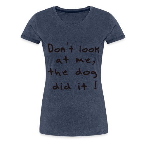 lookatme - T-shirt Premium Femme