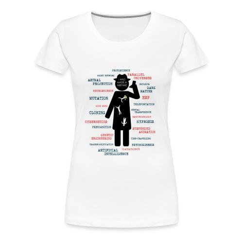Fringe I had made a mistake - Camiseta premium mujer