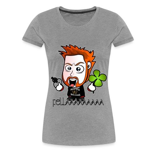 Chibi Sheamus - Fella - Women's Premium T-Shirt