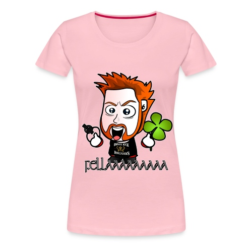 Chibi Sheamus - Fella - Women's Premium T-Shirt