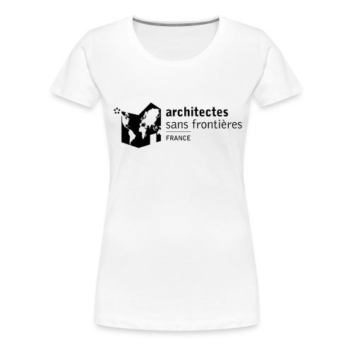 asflogob orig - T-shirt Premium Femme