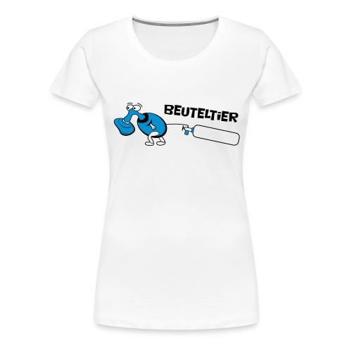 airbag oxygen bottle v1 - Frauen Premium T-Shirt