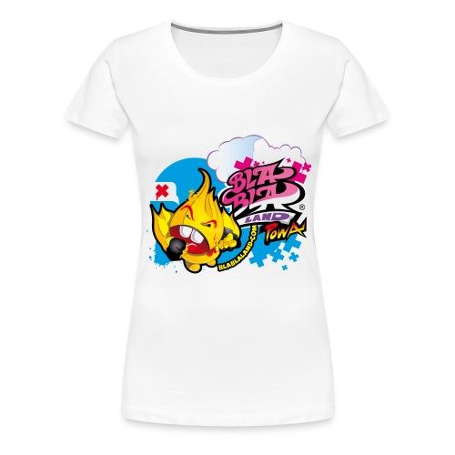 logo et toyz je - T-shirt Premium Femme