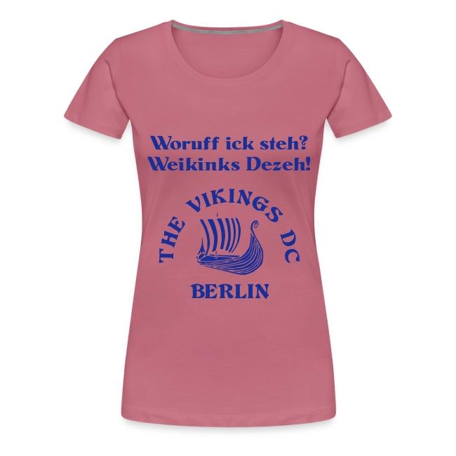 Woruff ick steh -- The Vikings DC Berlin