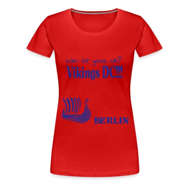 Ganz OK -- The Vikings DC Berlin